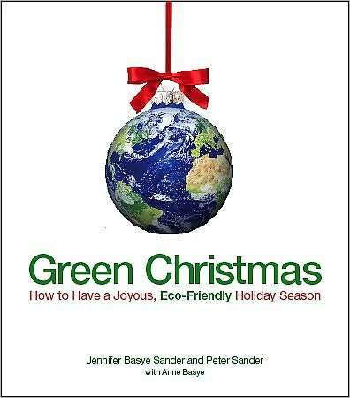 green christmas book
