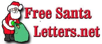 Free Santa Letters.net