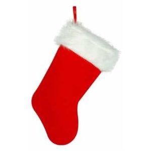 why do we hang christmas stockings